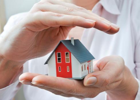 huis in hand