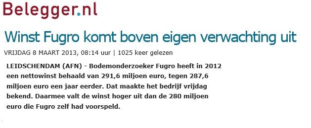 beleggen met 100 euro nieus