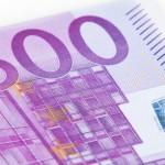 500 euro investeren