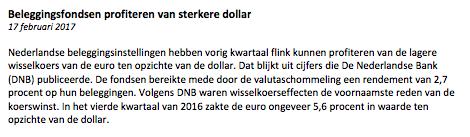 EUR-USD-nieuwsbericht
