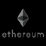 Ethereum kopen en verkopen met winst logo