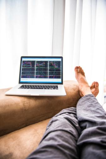 Online beleggingssimulatie