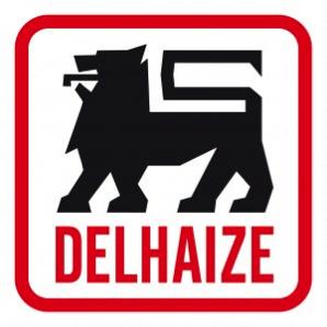 Logo slim handelen in Delhaize