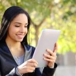 Mobiel beleggen in Apple
