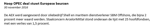 Shell aanleiding